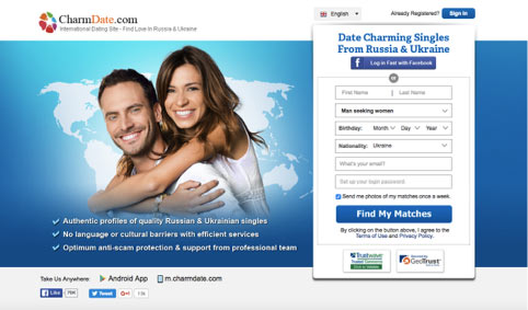 Ukrainian dating uk
